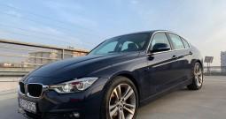 BMW 320d Sportpaket NOVI MODEL -AUTOMATIK – BiXEON (LCI) -KOŽA- NAVIGACIJA 3D- GRIJANJE SJEDALA – ALARM – 18″ Sport  – Run Flet –