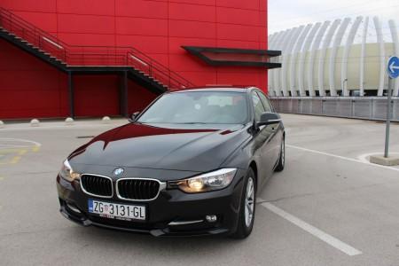 BMW 320d F30 SPORTLINE – Edition Exclusive – Automatik -Navigacija-