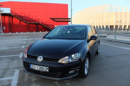 Volkswagen Golf VII 2.0 TDI- AUTOMATIK DSG -HIGHLINE- NAVIGACIJA –