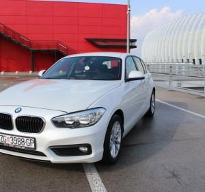 BMW 116dA – Bussines – Automatik – Navigacija- NOVI MODEL- 18877km –