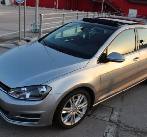 Volkswagen Golf VII 2.0TDI 150KS -HIGHLINE-PANORAMA -NAVIGACIJA-TEMPOMAT-