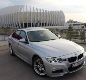 BMW F30 – 320 xDrive -M-paket -135 kw (184ks) -AUTOMATIK-Bi-XEON-KOŽA-KAMERA 360 ° – HEAD UP –