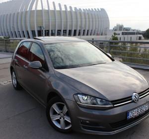 Volkswagen Golf VII 1.6 BMT-HIGHLINE -PANORAMA -BI – XENON – KOŽNA SJEDALA – AKTIVNI TEMPOMAT (ACC) –