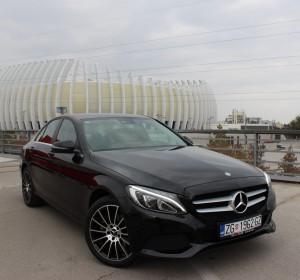 Mercedes-Benz C 220 BLUEtec -AUTOMATIK 7G-BIXENON -NAVIGACIJA-LED-GRIJANJE SJEDALA-SENZORI-ROLO ZAVIJESE-