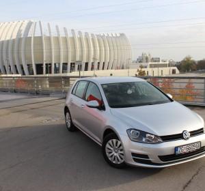 Volkswagen Golf VII 1.6-BlueMotion Technology – Navigacija -Senzori-Grijanje sjedala