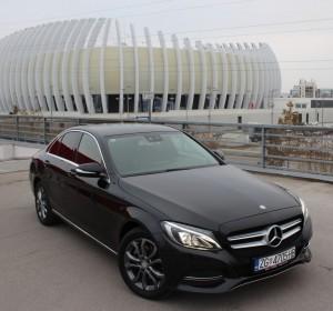 Mercedes-Benz C 220 BLUEtec-AVANGARDE-BI XENON -NAVIGACIJA-LED-GRIJANJE SJEDALA-