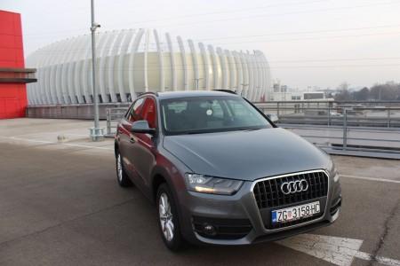 Audi Q3 2.0 Tdi – Navigacija – Senzori – Led – Tempomat