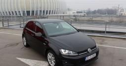 Volkswagen Golf VII 1.6 BMT 81kw (110ks)-6 Brzina-Bi Xenon-Led-Navigacija 3d-Senzori 360 °- PARK ASSIST-