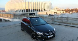 Mercedes – Benz B180 d – AMG Line -BlueTEC NIGHT-PAKET-PANORAMA-KOŽA-NAVIGACIJA-BI XENON- PARK ASSIST –