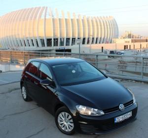 Volkswagen Golf  VII 1.6 TDI –  Navigacija – SENZORI 360 ° -Aktivni tempomat – Park Assist – MF tipke –