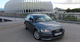 Audi A3 SB 1.6 TDI Sportpaket EXCLUSIVE PLUS -Novi model- Navigacija – Alcantara – Grijanje sjedala –