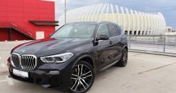 BMW X5 3.0 X-drive – M paket – NOVI MODEL – LASER SVIJETLA – PANORAMA – KOŽA – ZRAČNI OVIJES – 49000 KM – BMW Live cockpit –