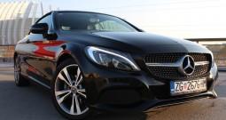 Mercedes Benz C 220d 4-Matic – Cabrio – Avangarde Sport – Bi Xenon – Navigacija – Automatik – 2018 GOD – Kamera –