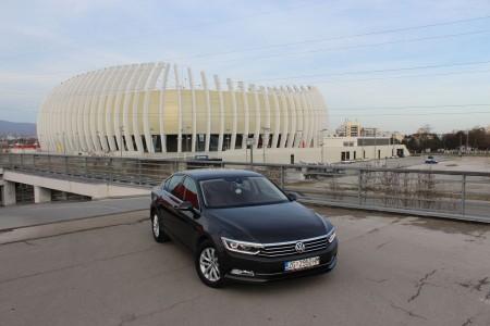 Volkswagen Passat 2.0 BMT – 150ks – Bi Xenon – Grijanje sjedala – NAVIGACIJA – SENZORI – AKTIVNI TEMPOMAT – Masaža sjedala-