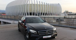 Mercedes Benz E400 AMG 4Matic – Night AMG edition – NOVI MODEL – Virtual Cocpit – Kamera 360 – Panorama – AMG PAKET – R20 AMG –