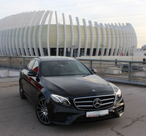 Mercedes Benz E400 AMG 4Matic – Night AMG edition – NOVI MODEL – Virtual Cocpit – Kamera 360 – Panorama – AMG PAKET – R20 AMG –