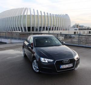 AUDI A4 – 2.0 Tdi – 140kw  – S tronic – Xenon – Virtual Cocpit – Grijanje sjedala – Automatik – Navigacija – KAMERE 360 – Automatsko parkiranje –