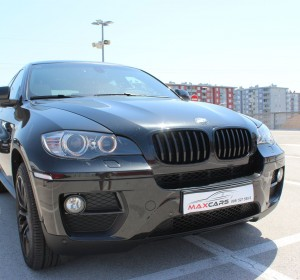 BMW X6 xDrive 30d 4×4 F1- Tiptronik – Sportpaket Edition Exclusive