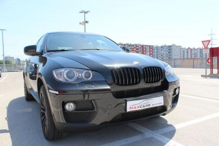 BMW X6 xDrive 30d 4×4 F1- Tiptronik – Sportpaket Edition Exclusive