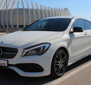 Mercedes-Benz CLA Shooting Brake 220 CDI – AMG Line –
