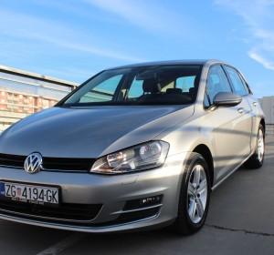 Volkswagen Golf VII 1.6 CR HIGHLINE – Carat Edition – Senzori- Gr. sjedala –