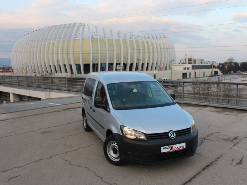 Volkswagen Caddy 1.6 CR TDI Business Line - Cijena