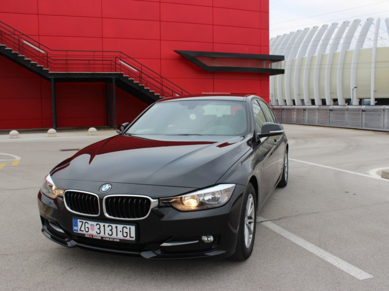 BMW F30 320d Sportline  Edition Exclusive - Cijena