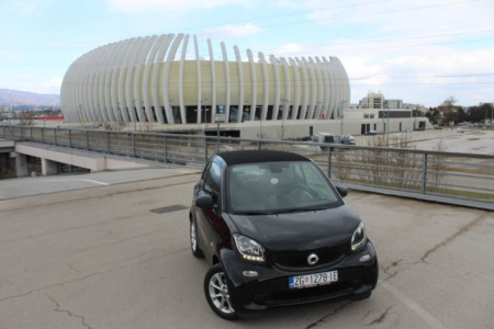 SMART fortwo Coupe 0.9 – Passion