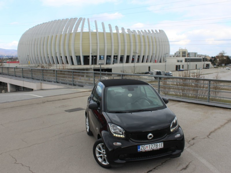 SMART fortwo Coupe 0.9 – Passion - Cijena