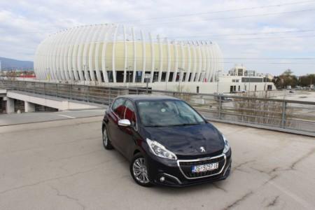 Peugeot 208 1.6 BlueHDI Allure Sport