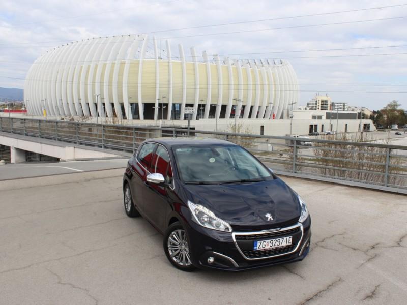 Peugeot 208 1.6 BlueHDI Allure Sport - Cijena