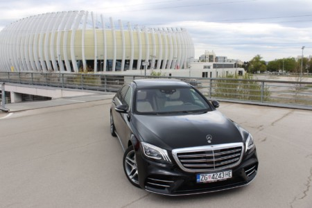 Mercedes Benz S350d 4Matic – Long – AMG Line –
