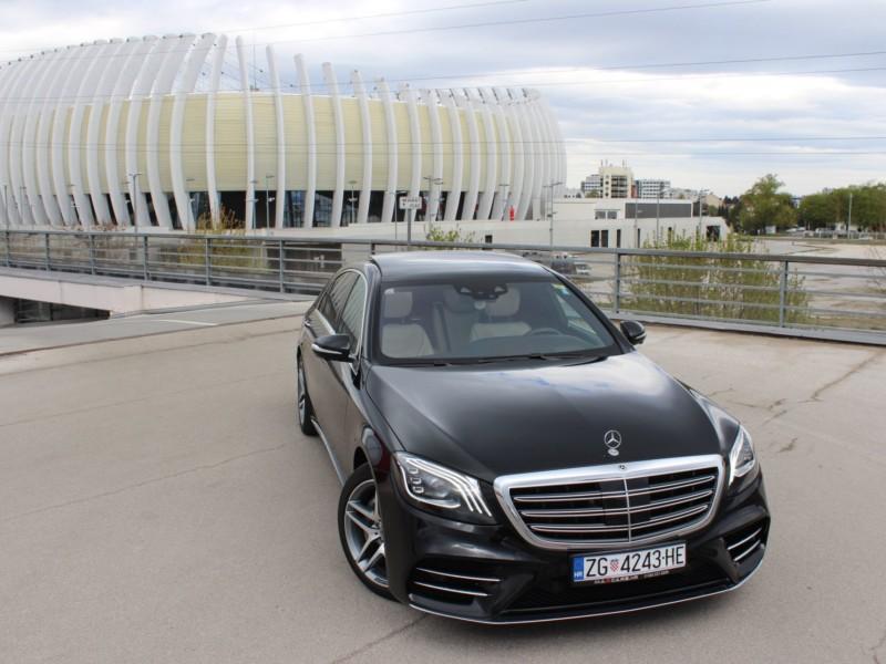 Mercedes Benz S350d 4Matic – Long – AMG Line – - Cijena