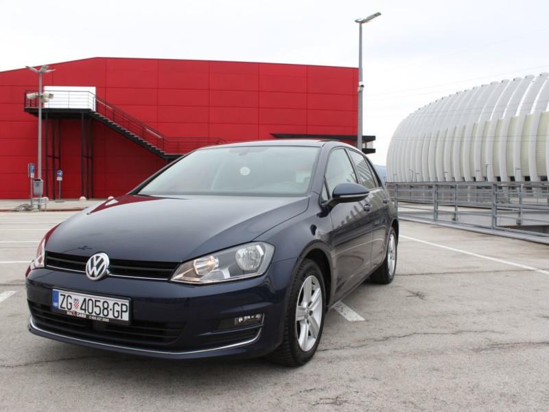 Volkswagen Golf VII 1.6 TDI Highline - Cijena