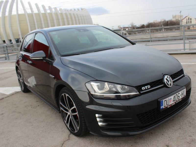 Volkswagen Golf VII 2.0 TDI – GTD paket opreme - Cijena