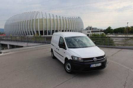 Volkswagen Caddy 2.0 BMT – MAXI
