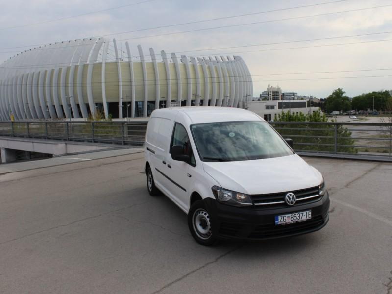 Volkswagen Caddy 2.0 BMT – MAXI - Cijena