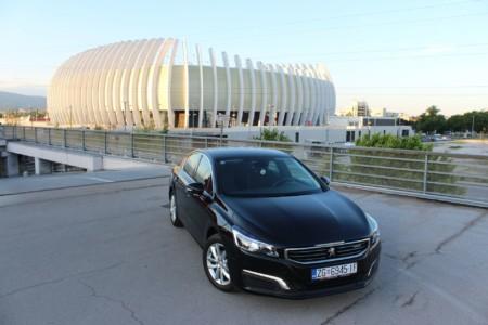 Peugeot 508 1.6 BlueHDI Style -FACELIFT- AUTOMATIK