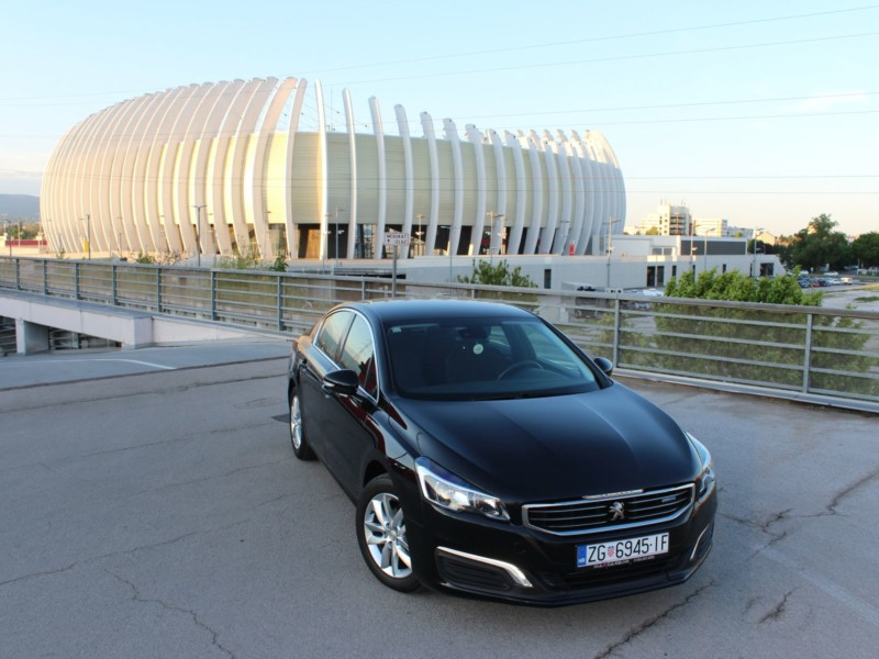 Peugeot 508 1.6 BlueHDI Style -FACELIFT- AUTOMATIK - Cijena