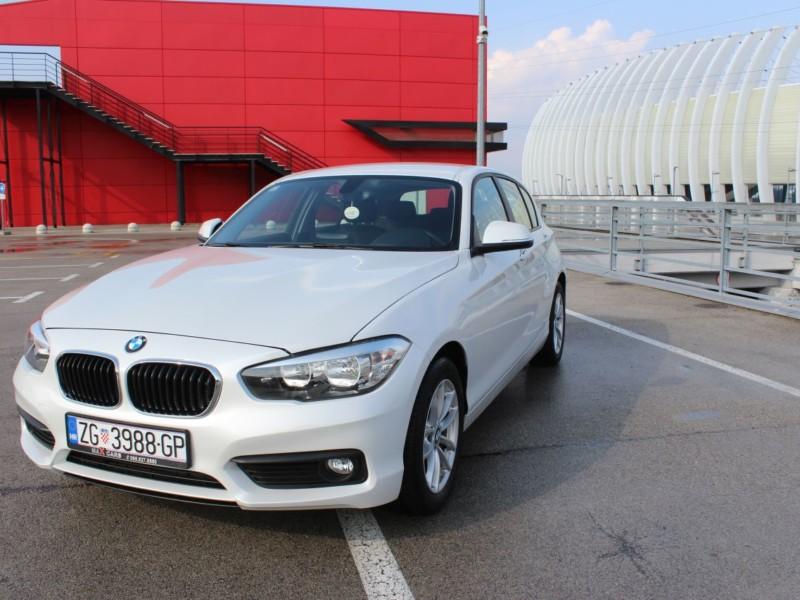 BMW 116dA – Bussines - Cijena