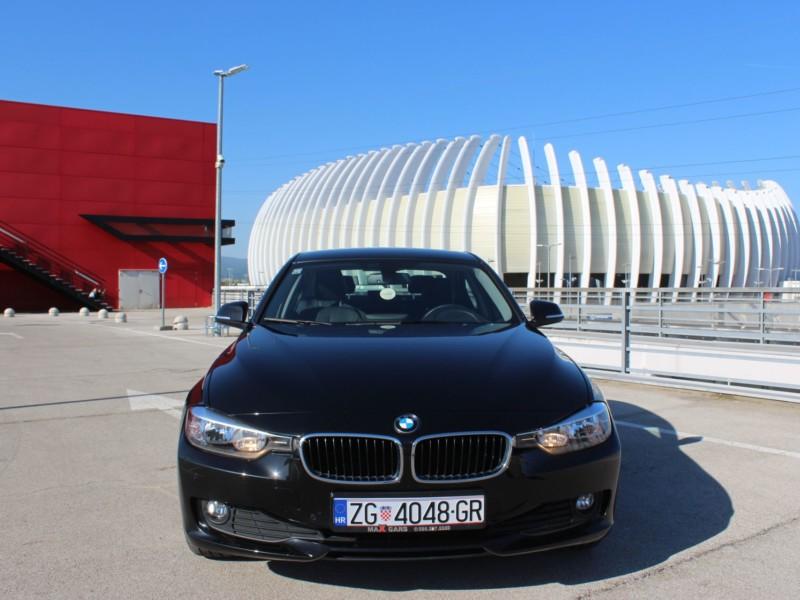 BMW F30 318d - Cijena