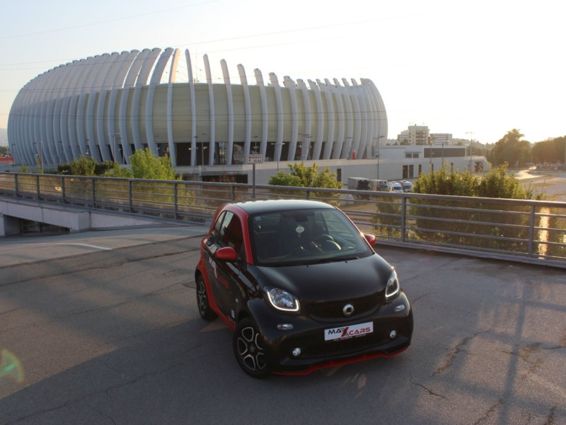 Smart Fortwo – Coupe 0.9 Turbo – 66kw/90ks – Automatik - Cijena