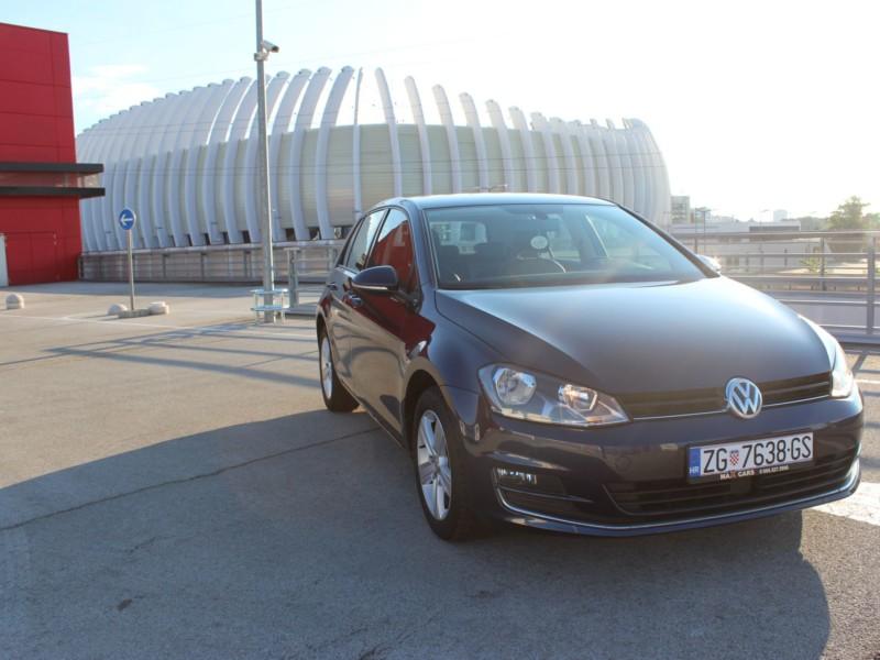 Volkswagen Golf VII 1.6 TDI-Highline - Cijena