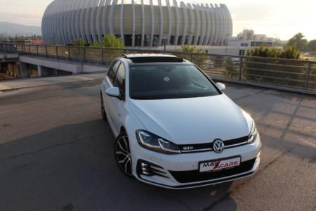 Volkswagen Golf 7 2.0 GTD – Novi model 17/20 – 135kw