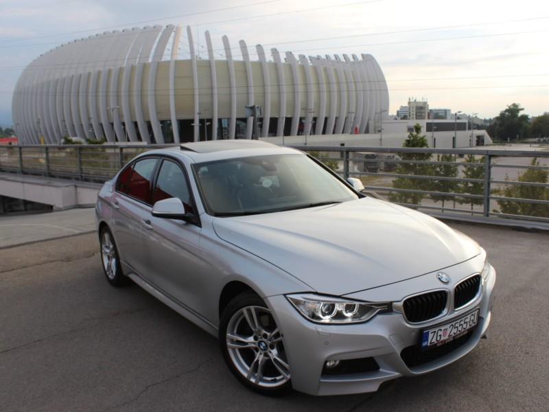BMW F30 – 320 xDrive M paket - Cijena