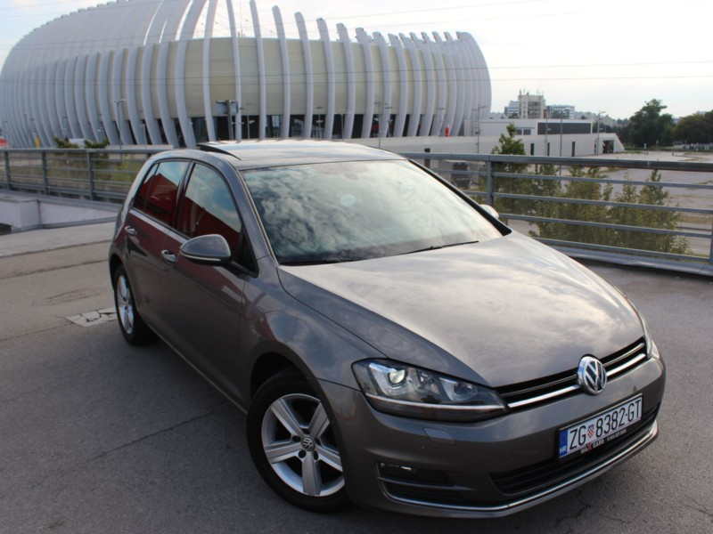 Volkswagen Golf VII 1.6 TDI -Highline - Cijena