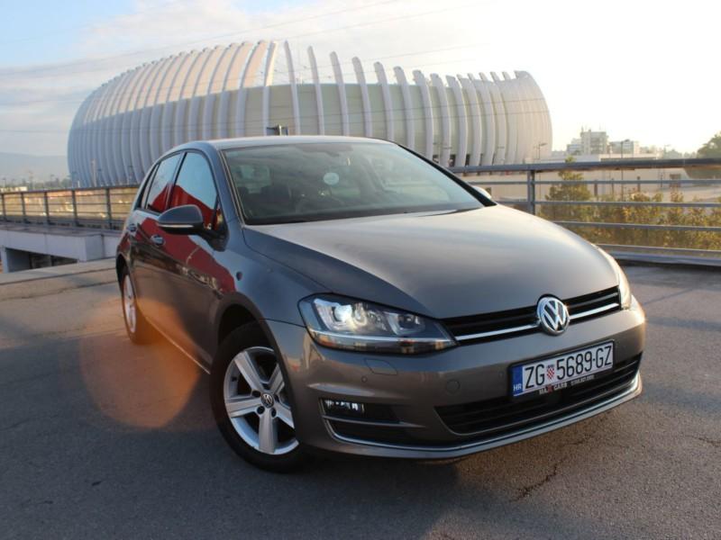 Volkswagen Golf VII 2.0 TDI -Highline - Cijena