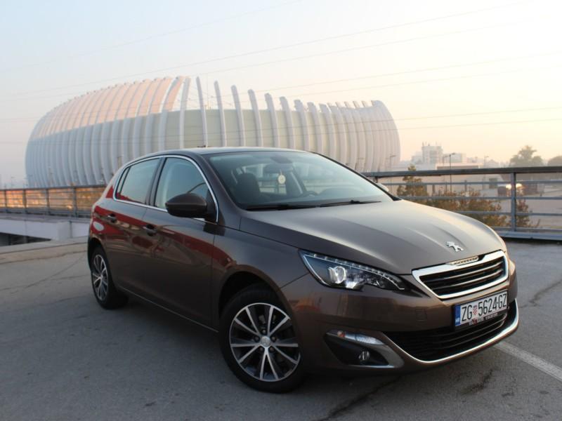 Peugeot 308 1.6 BlueHDI Premium - Cijena