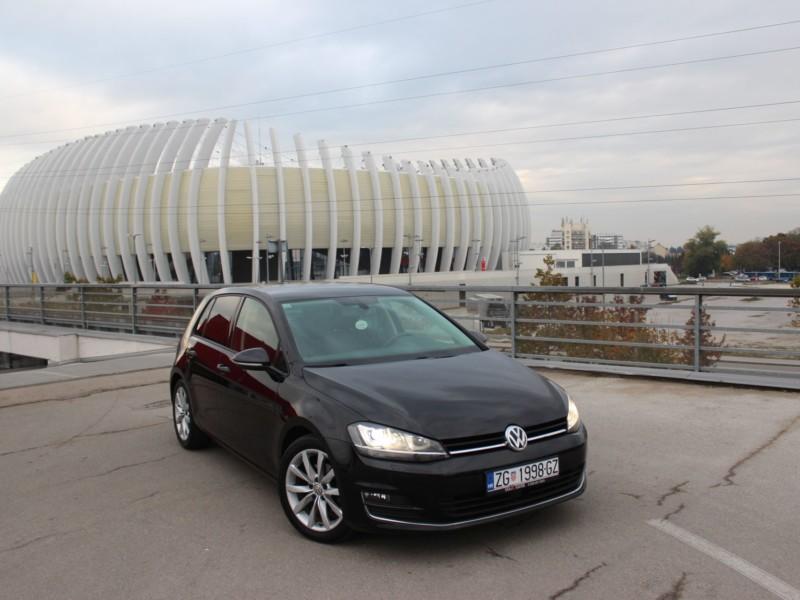 Volkswagen Golf VII 2,0 TDI -Highline - Cijena