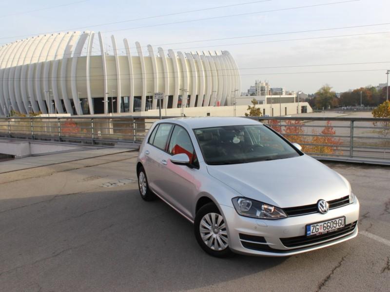 Volkswagen Golf VII 1.6 TDI – Trendline - Cijena